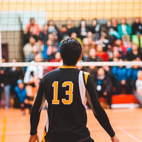 Create Custom Volleyball Uniforms