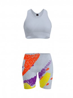 Completo Kit Running Top Training Personalizzato