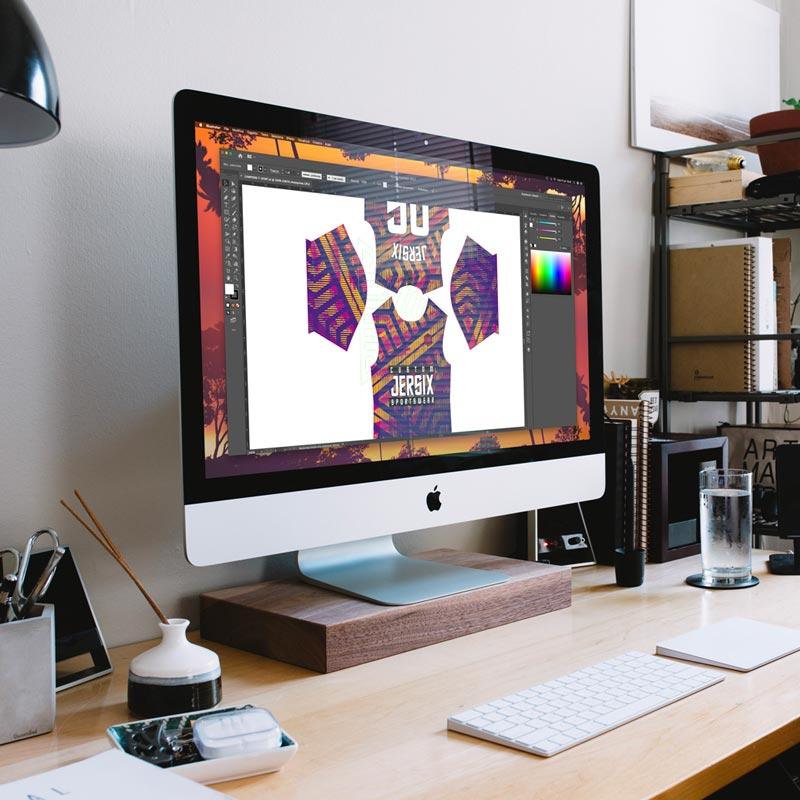 Design Abbigliamento Sportivo Personalizzato Jersix