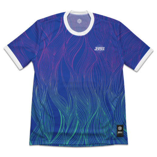X-SHIRT NORTHERN LIGHTS FRONT