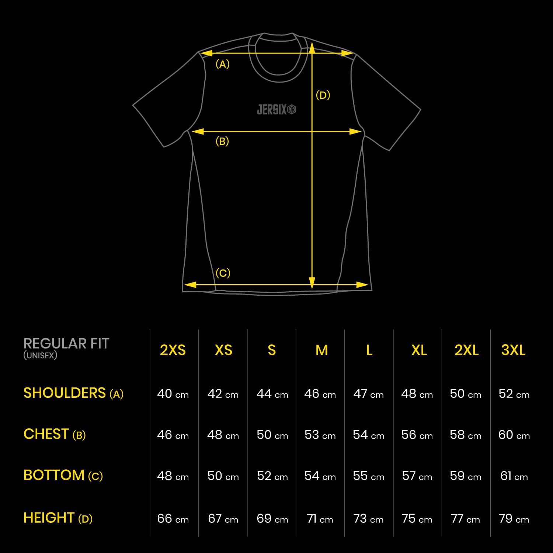 size-chart-x-shirt